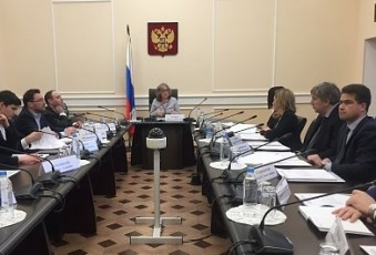 You & Partners' partner, Evgenia Zusman spoke at a meeting of the Housing Policy Commission of the Public Council under the Ministry of Construction of the Russian Federation