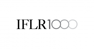 You & Partners awarded IFLR1000 in the category Project Finance